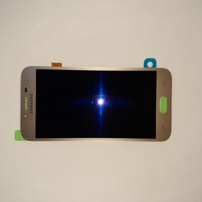 Дисплей для Samsung Galaxy J2 2018 SM-J250 в сборе GH97-21339D (золото) 100% оригинал