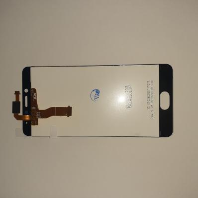 LCD дисплей для Meizu M5C с тачскрином (белый)