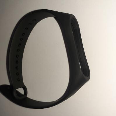 Браслет для фитнес трекера Mi 3/4 Band (черный)