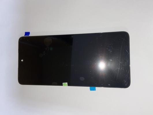 Дисплей для Huawei P Smart 2021/ Honor 10X Lite/ Y7A с тачскрином, черный