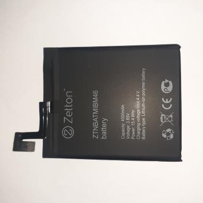 Аккумуляторная батарея Zetton для Xiaomi Redmi Note 3 4000 mAh (ZTNBATRMIBM46)