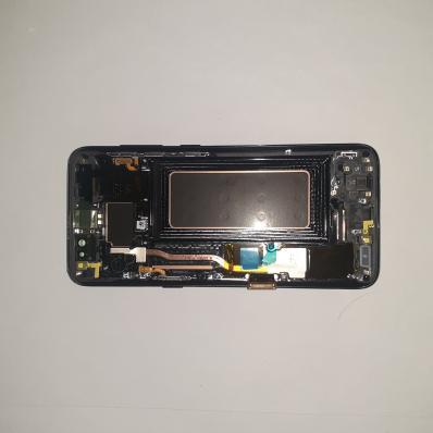 Дисплей для Samsung Galaxy S8 SM-G950 в сборе GH97-20457A/GH97-20473A (черный) 100% оригинал