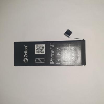 Аккумуляторная батарея Zetton для iPhone SE 1650 mAh (ZTBATISE)