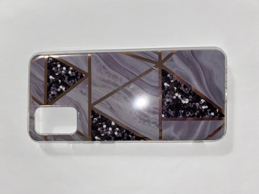 Силиконовый чехол для Samsung Galaxy A02S, A025F