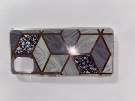 Силиконовый чехол для Samsung Galaxy A51, A515F