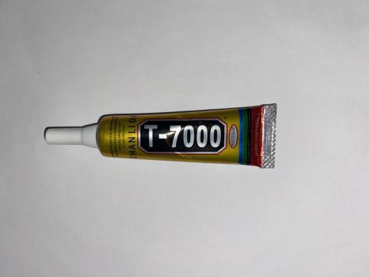 Клей для сборки рамок с тачскрином T-7000 (15 мл.)