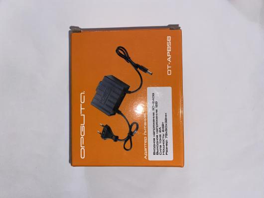 Адаптер питания открытый (12V, 2A, 5,5mm) OT-APB58/VD-957