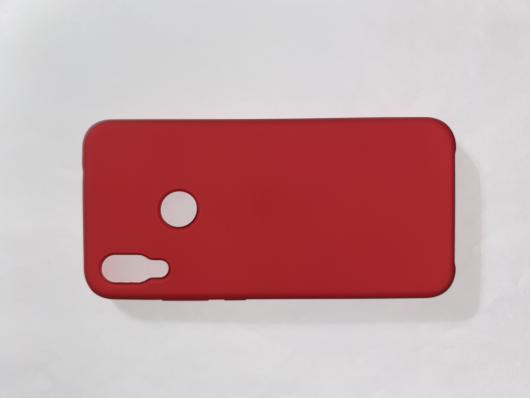 Чехол Silicone Cover для Xiaomi Redmi Note 7 (2019) женьшень