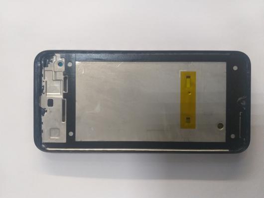 Панель передняя для Huawei Honor 8S/ Y5 (2019) черный