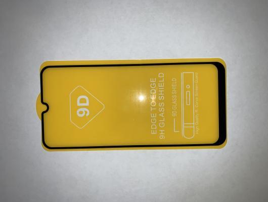 Защитное стекло для Samsung A50 A20 / A30 / / A50 / A40s / M30 / M50 / M31 / M30s / M50s / M10s / A30s / A50s / M21 Full Glue Original Glass 10D 0,3 мм (желтая подложка)