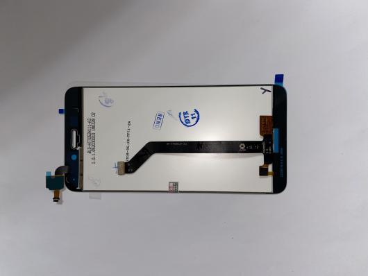 LCD дисплей для Huawei Honor 6C Pro (JMM-L22) с тачскрином (белый)