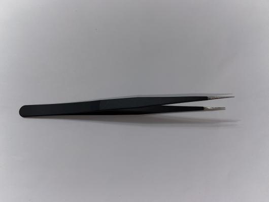 Пинцет SUNSHINE SS-11 ESD (прямой, антимагнитный, 14см)