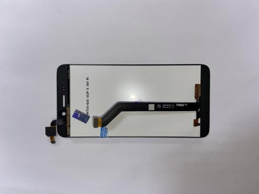 Дисплей для Huawei Honor 6C Pro с тачскрином, синий