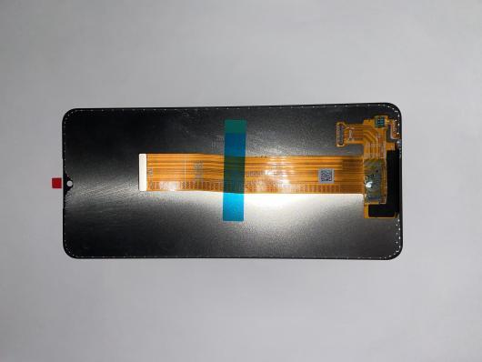 Дисплей для Samsung Galaxy A02 SM-A022G/DS в сборе GH82-25249A без рамки (черный) 100% оригинал