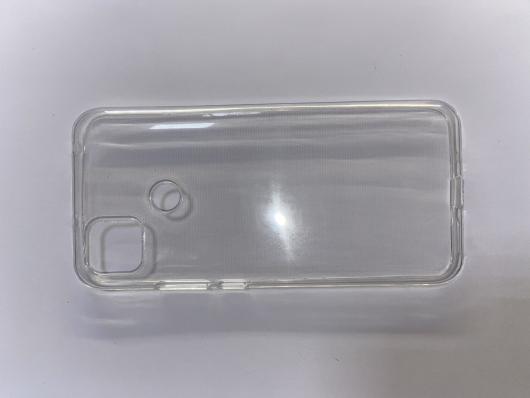 Накладка силиконовая для Xiaomi Redmi 9C, прозрачная