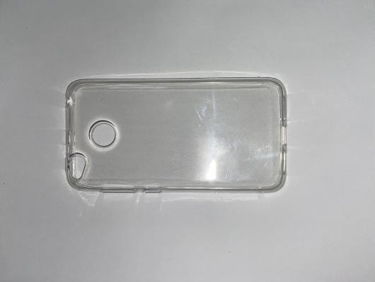 Накладка силиконовая для Xiaomi Redmi 4X, прозрачная