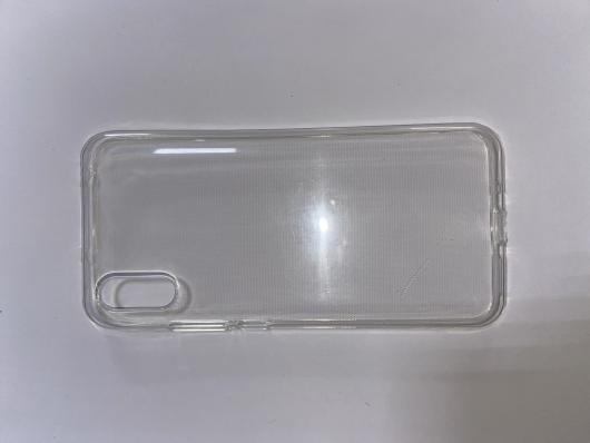 Накладка силиконовая для Xiaomi Redmi 9A, прозрачная
