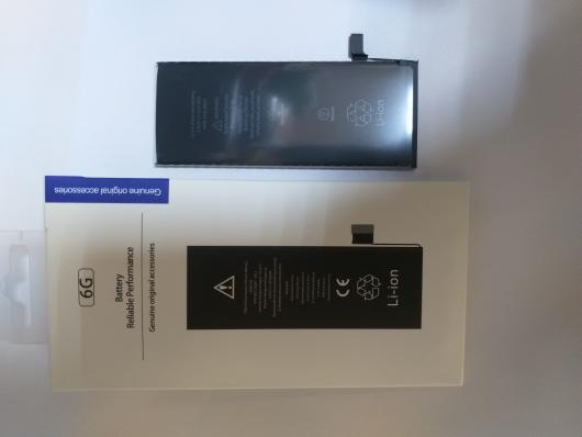 АКБ для iPhone 6 Li1810 100% Filling Capacity
