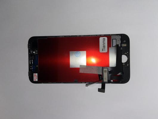 Дисплей для iPhone 8/iPhone SE 2020 (TianMa)+тачскрин (черный)