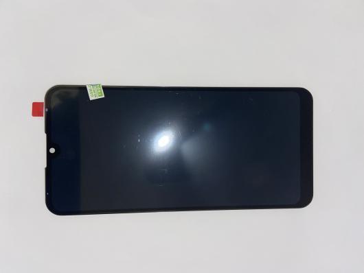 Дисплей для ZTE Blade V10 Vita с тачскрином без рамы, черный