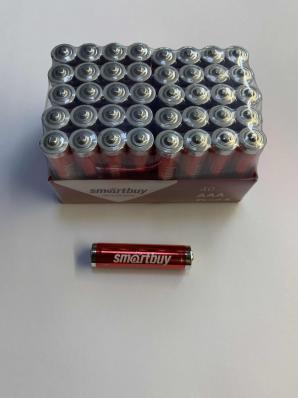 Батарейка алкалиновая Smartbuy LR03 AAA 1шт