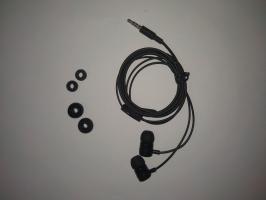 Гарнитура BOROFONE BM31 Mysterious Universal Earphones With Mic (черная)