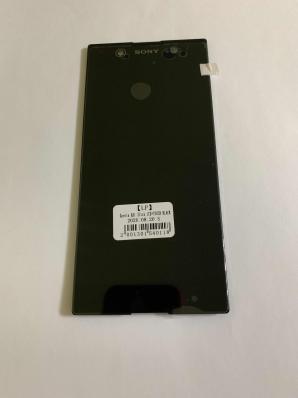 LCD дисплей для Sony Xperia XA1 Ultra в сборе с тачскрином (черный)
