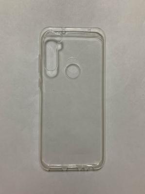 Силиконовый чехол для Xiaomi Redmi Note 8T ультратонкий прозрачный
