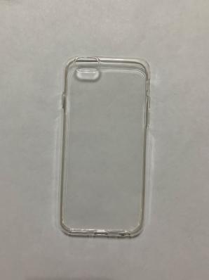 Силиконовый чехол для iPhone 6/ 6S ультратонкий прозрачный