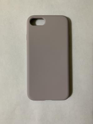 Силиконовый чехол Full Case для iPhone SE (2020)/ 8/ 7, лавандовый