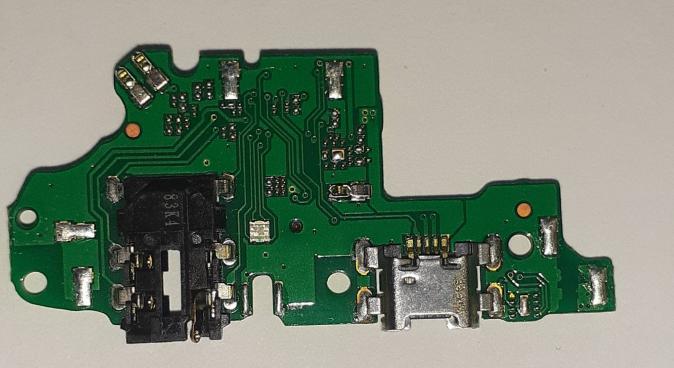Шлейф/FLC Huawei P10 Lite с разъёмом зарядки