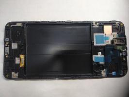Дисплей для Samsung Galaxy A30 SM-A305 в сборе GH82-19202A (черный) 100% оригинал