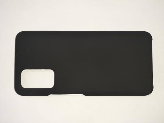 Чехол Silicone Cover для Honor 30S (2020) черный