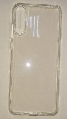 Чехол ультратонкий для Huawei Y8P (2020) силикон, прозрачный