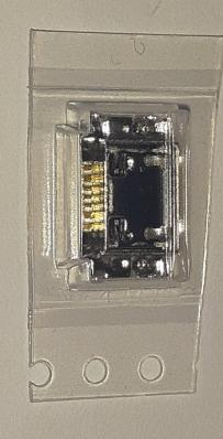 Разъем зарядки для Samsung Galaxy A105F Galaxy A10/ A750F Galaxy A7