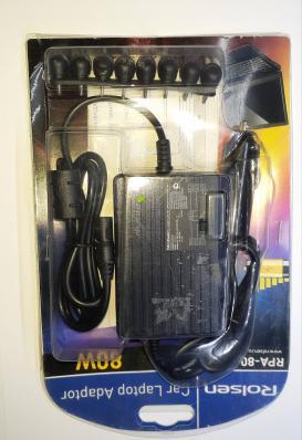 Универсальное зарядное устройство Rolsen RPA-80