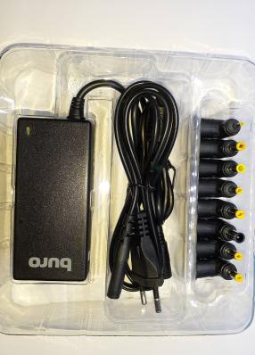 Блок питания для ноутбука Buro BUM-0036S40 черный