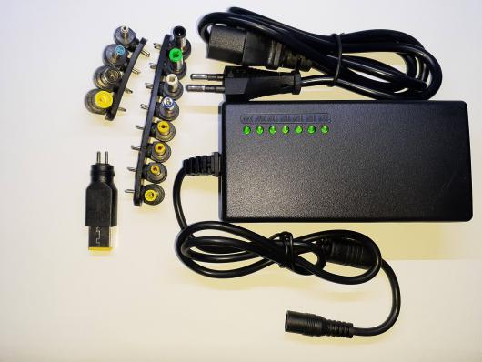 Универсальный БП KS-is Chiq (KS-257B) 96Вт, 13 коннекторов