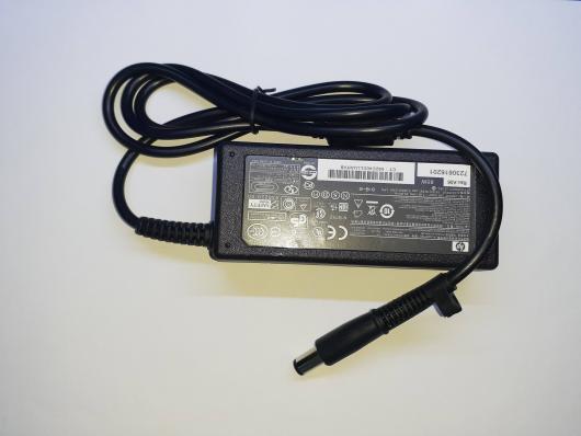 Блок питания для ноутбука HP 19.5V-3.33A, 65W разъем 7.4x5.0мм с иглой