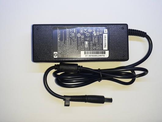 Блок питания для ноутбука HP 19V-4.7A, 90W разъем 7.4x5.0мм с иглой