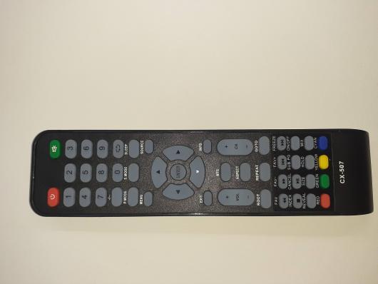 Пульт AKAI CX-507 ERISSON 16 LEE01/HUNDAI H-LED19V13,H-LED22V13,DNS,HELIX